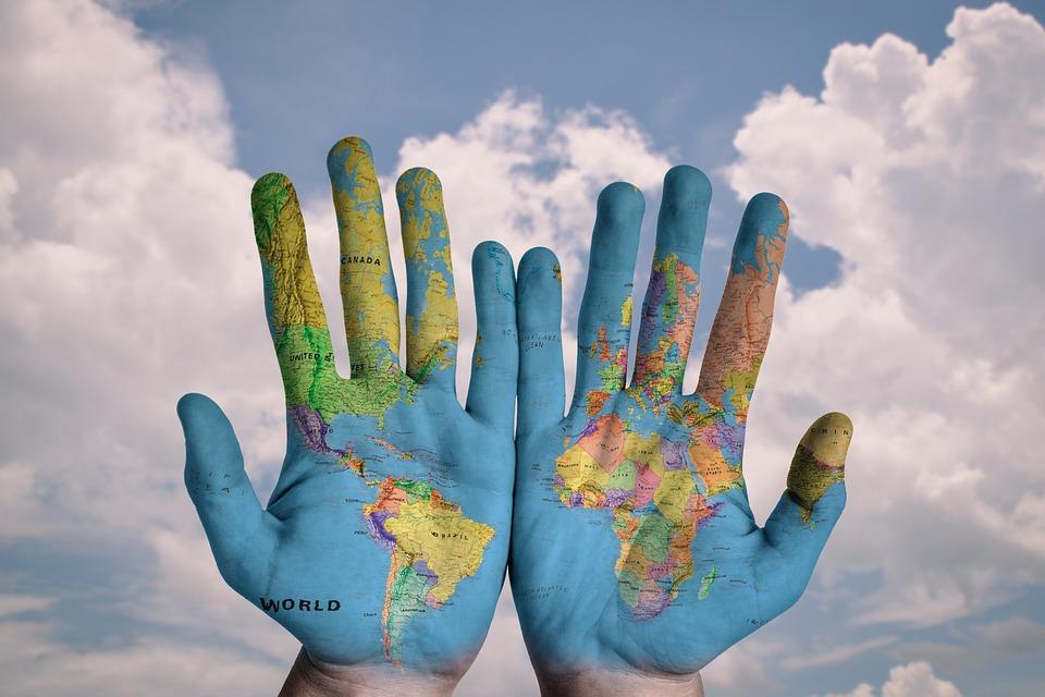 La Tierra en nuestras manos