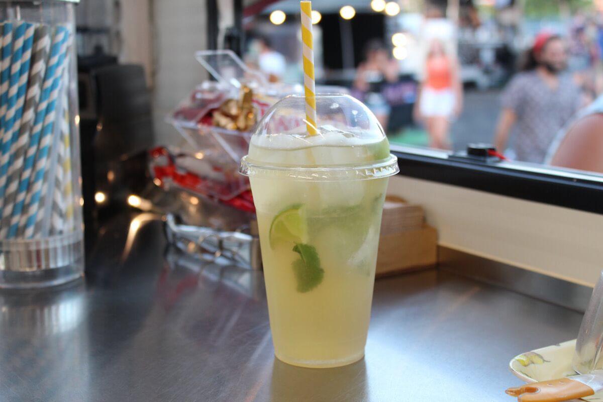 Tea Cocktail